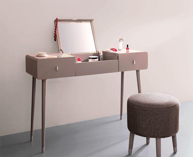 Coiffeuse Atlas Mobilier De Salon Deco Chambre Coiffeuses