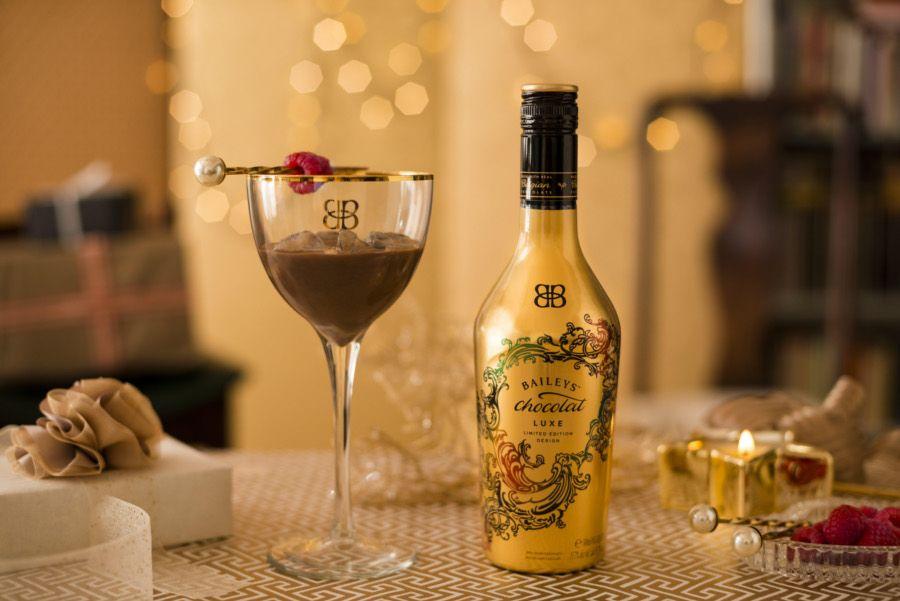 Un Brindis Con Baileys Chocolat Luxe Chocolates Belgas Brindis
