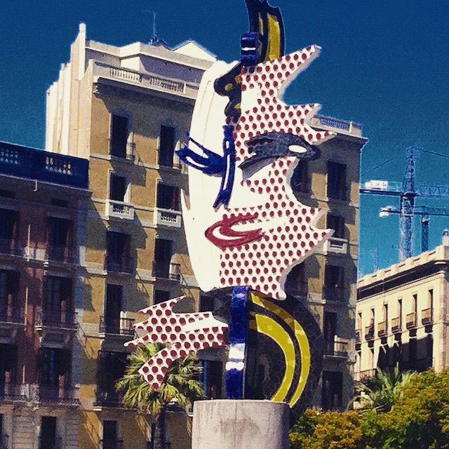 Cara de Barcelona / Barcelona, Spain