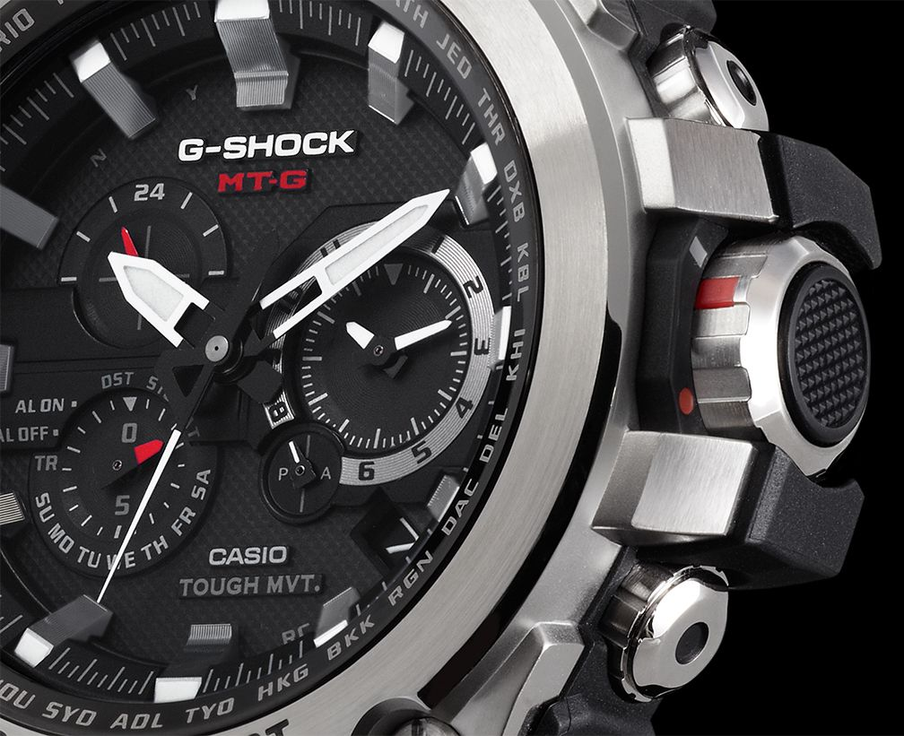 Mt G Metal Twisted G Shock Men S Watch Casio Amercica Inc Mens Watches Casio Watches For Men Casio G Shock Watches