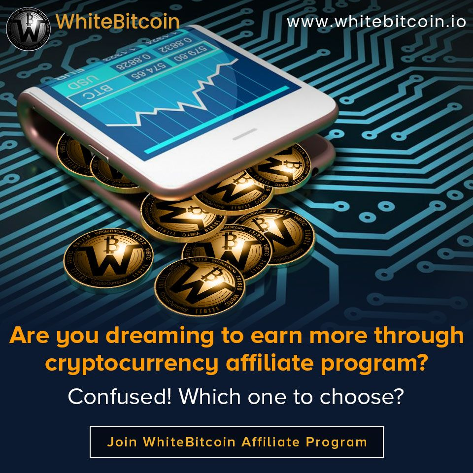 can you make money from cryptocurrency affiliate programs