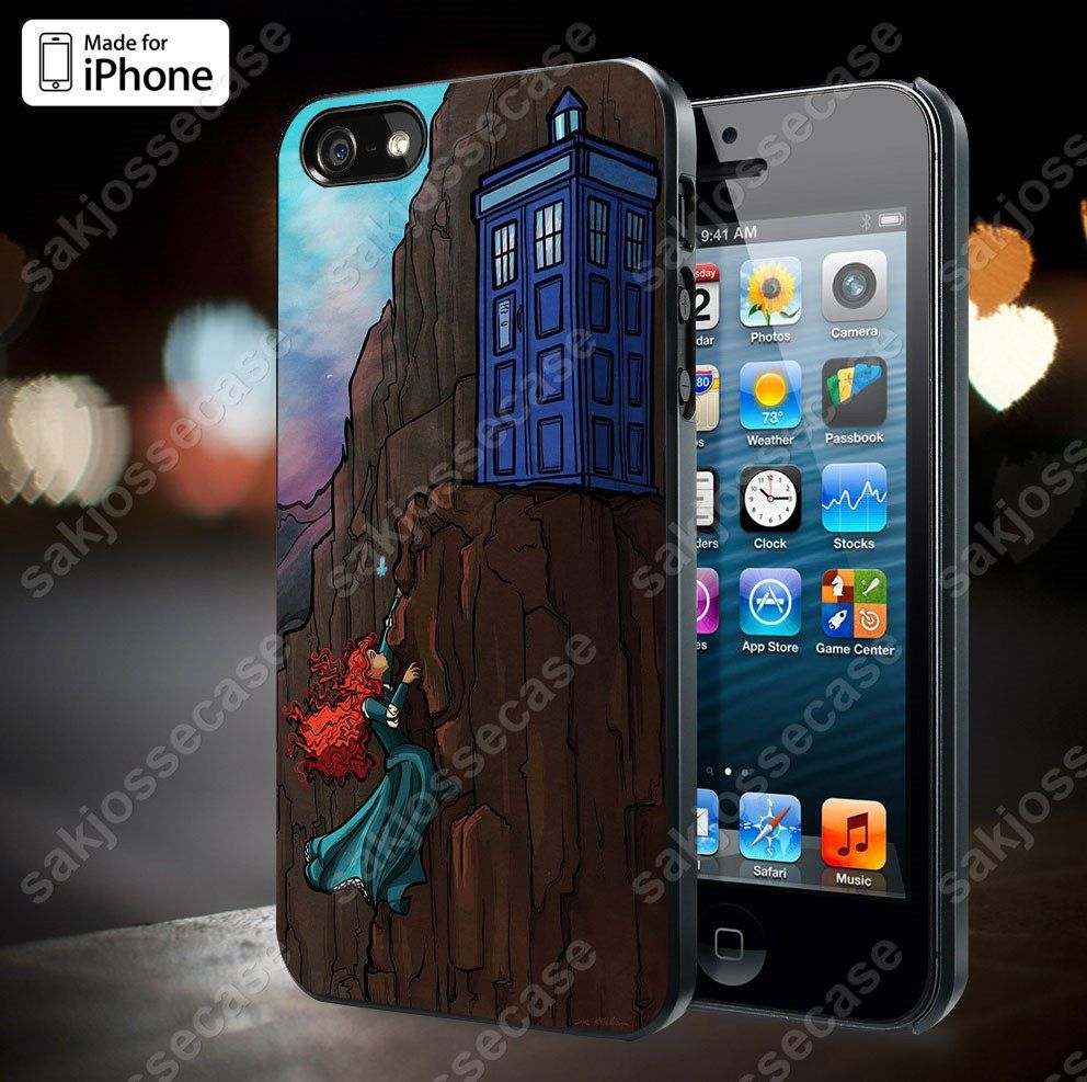 Finally found it ! Disney Princess Tardis Dr Who Case for GS3 & iPhone 5/5S by sakjossecase, $14.79 on Etsy