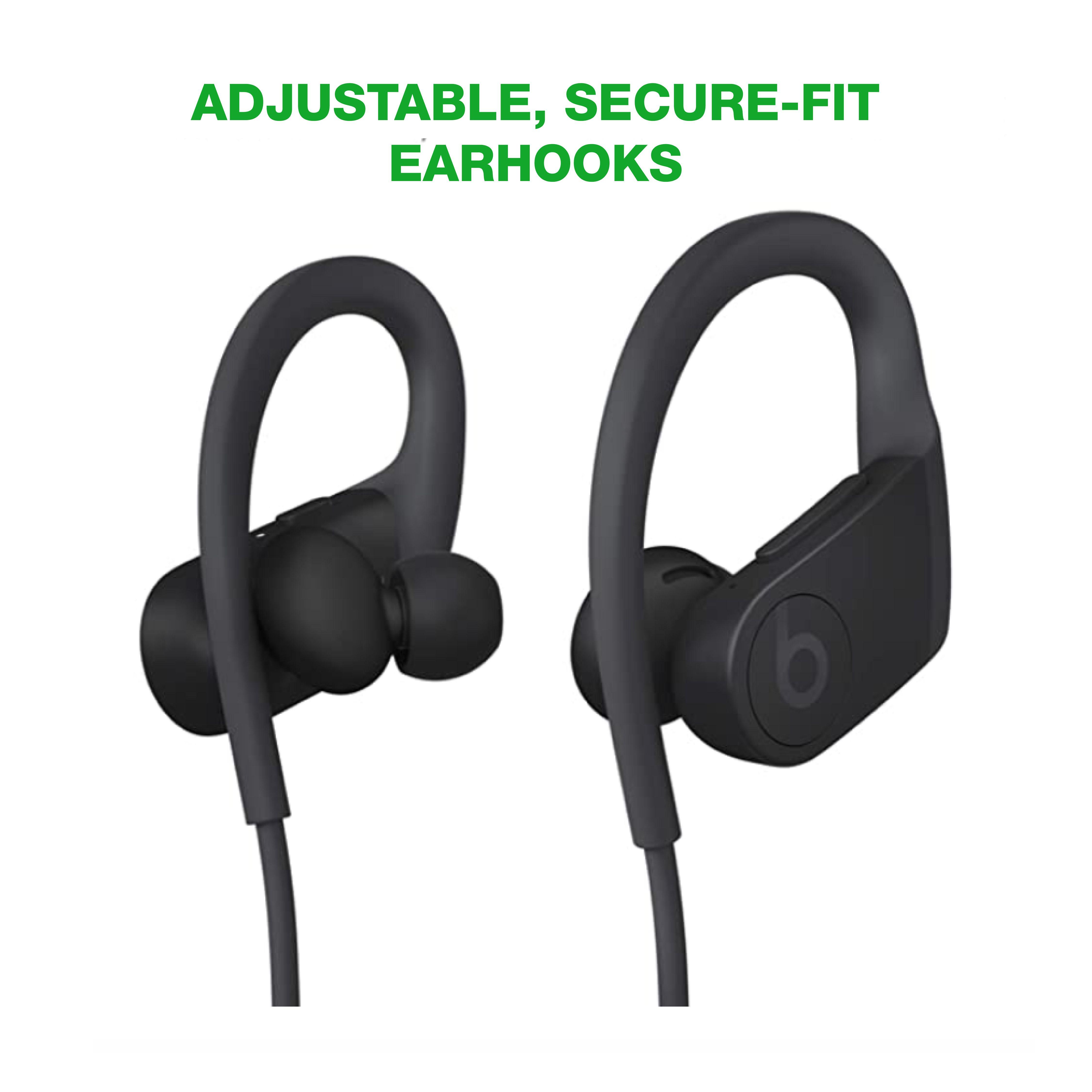 Powerbeats High Wireless Apple H1 Headphone Chip Class 1 Bluetooth 15 Hours Of Listening Time Wireless Earphones Headphone Earphone