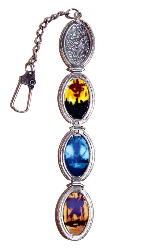 The Mortal Instruments Inspired Locket by SplatterPalette on Etsy, $15.00