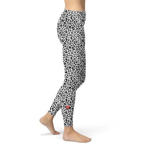 Leggings Leopard Kiss – azleigh