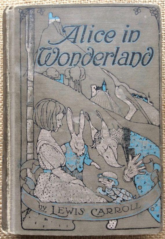 Resultado de imagen de alicia lewis carroll first edition