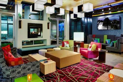Aloft Dulles Airport North Ashburn Virginia This Hotel Provides Free Shuttle