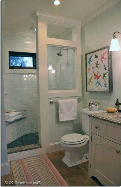 3 4 Bath Bathroom Shower Design Small Bathroom Remodel House