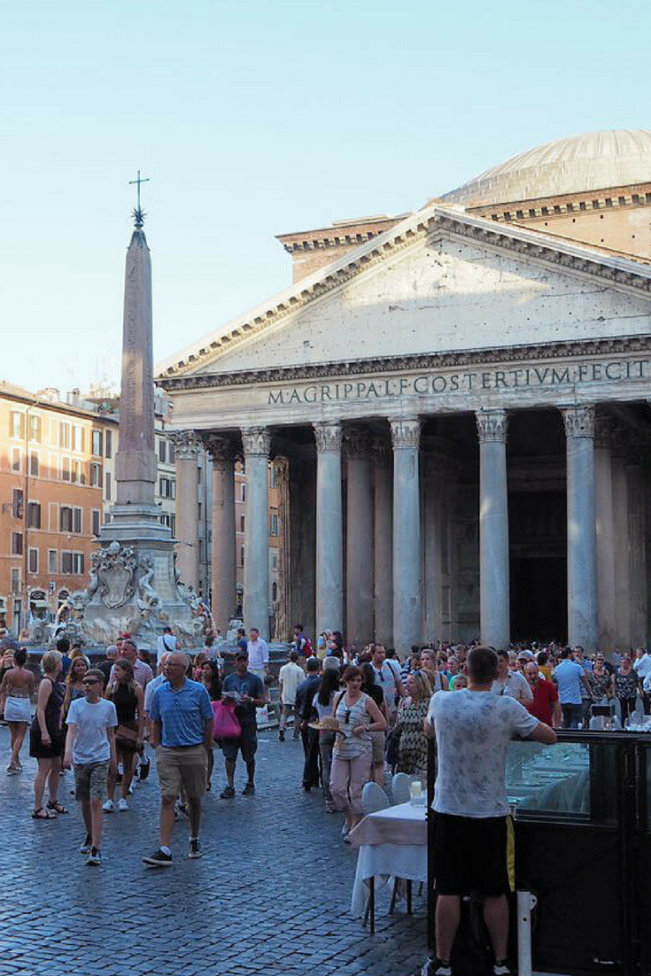 Rom City Guide: Das Pantheon    #italy #italien #rome #rom (scheduled via http://www.tailwindapp.com?utm_source=pinterest&utm_medium=twpin&utm_content=post160004431&utm_campaign=scheduler_attribution)