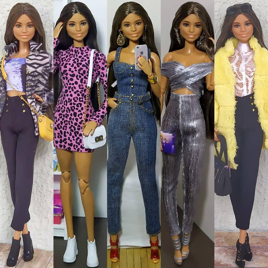 620 Likes 22 Comments Serena Styles Serenastyless On Instagram Lookbook Lookdodia Bal En 2020 Barbie Decoracion Con Globos Decoracion De Unas