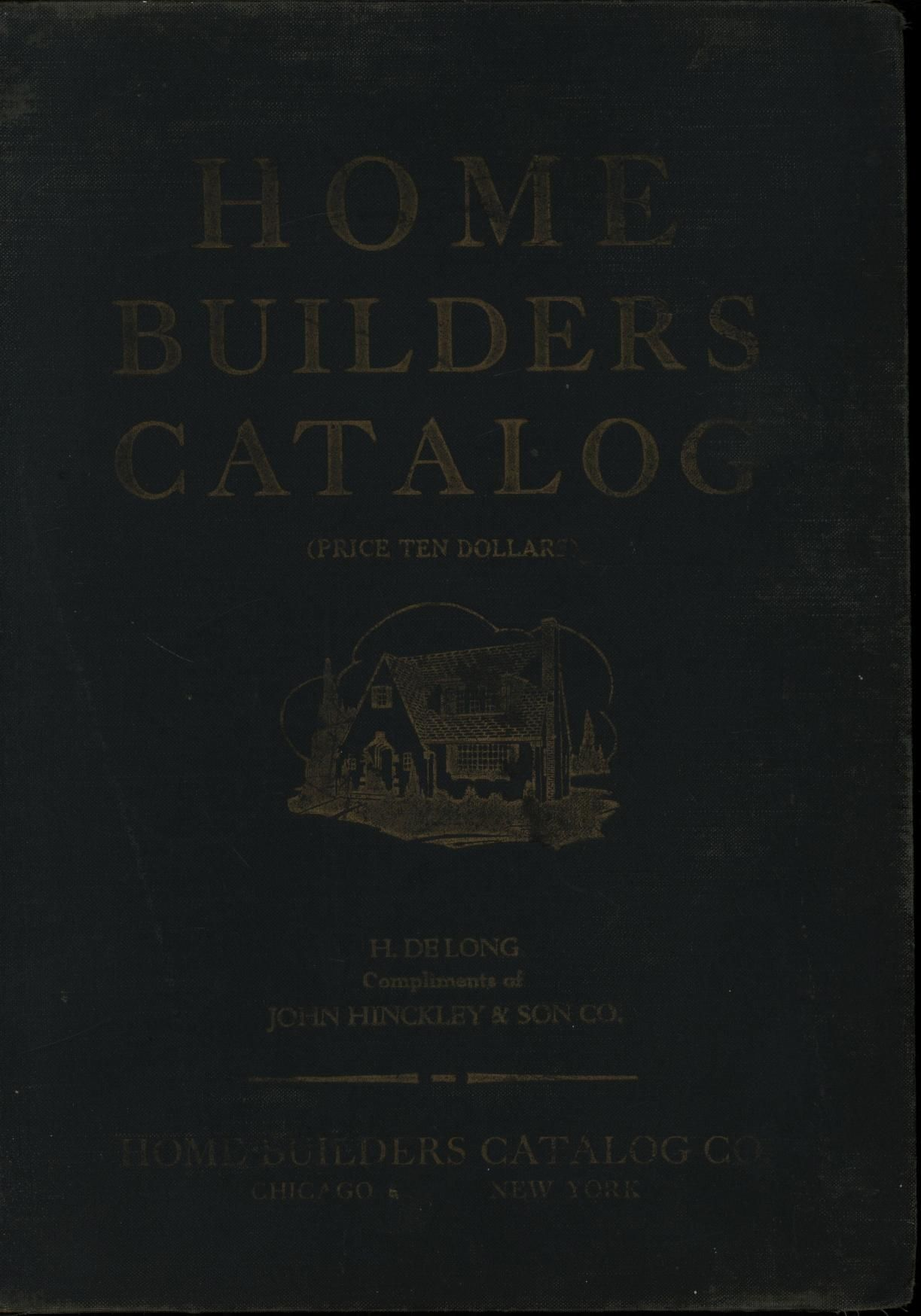 Home Builders Catalog: building materials and h...