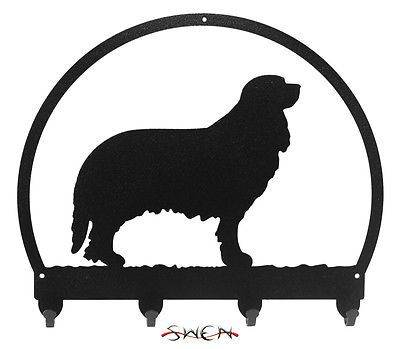 Cavalier King Charles Dog Metal Key or Leash Hanger   eBay