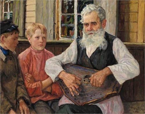 nikolay bogdanov-belsky   Nikolay Bogdanov-Belsky