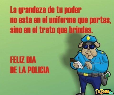 Dia Del Policia Policia Pinterest