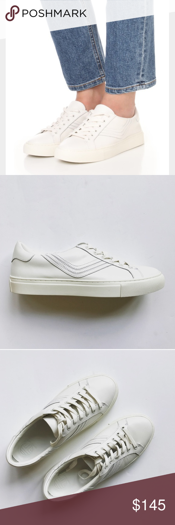 9099019c2db0 New Tory Burch sport Chevron sneaker in white Super cute pair of Tory Sport  Chevron Colorblock sneakers in all white. New with box