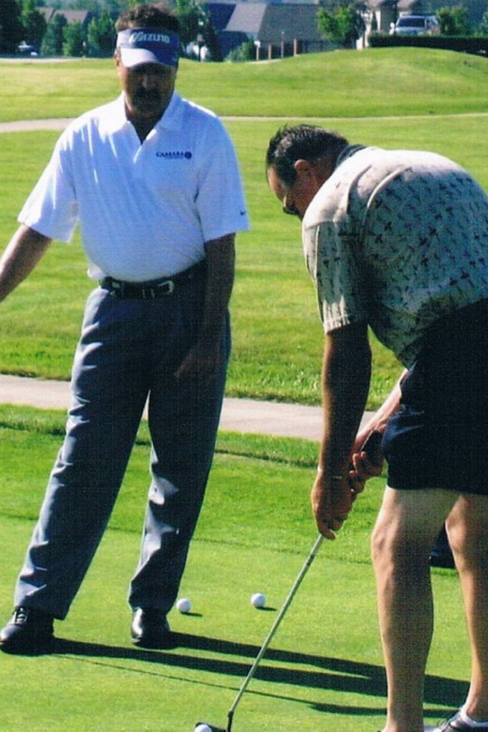 how to putt better me and my golf
