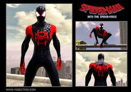 Spider Man Web Of Shadows Pc Mods Page 1 Spiderman Man Red Suit