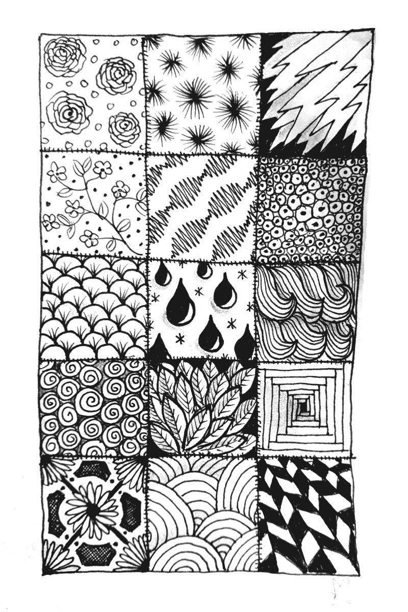 Pin By Debra Turrell On Art Projects Zentangle Zen Doodle