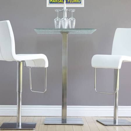 Superbe High Dinner Table Glass Top   Google Search