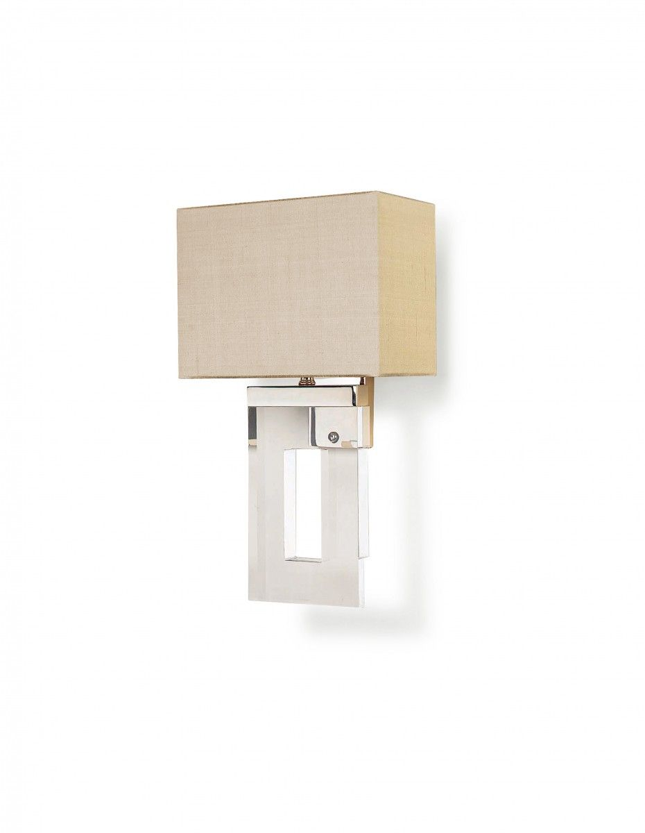 Square perspex wall light square perspex wall light mwl02 wall lights wall light porta romana mozeypictures Image collections