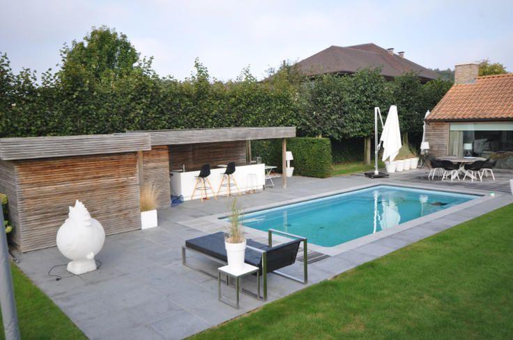 Luxe villa met zwembad op boogscheut strand - De Haan   Immoweb ref:6733670