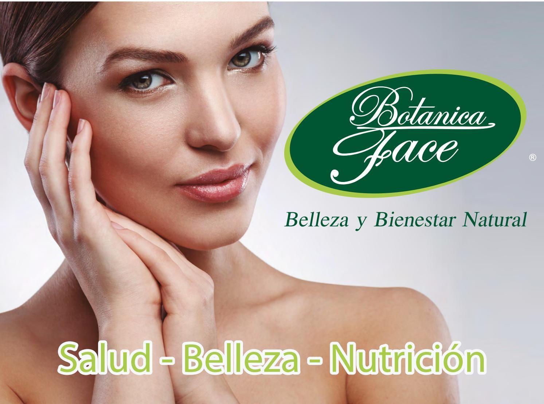 Catalogo oficial Botánica Face
