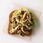 Pep up your chicken salad with some southwestern flavor. #recipes