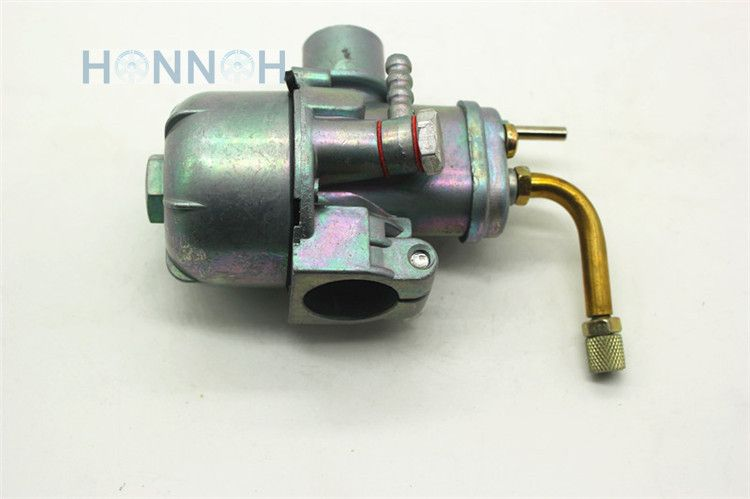 12mm Carburetor Puch Moped Bing Style Carb Stock Maxi Sport Luxe Newport Cobra Carburettor N090 114 12mm Carburetor Motorcycle Puch Sports Luxe Carburetor