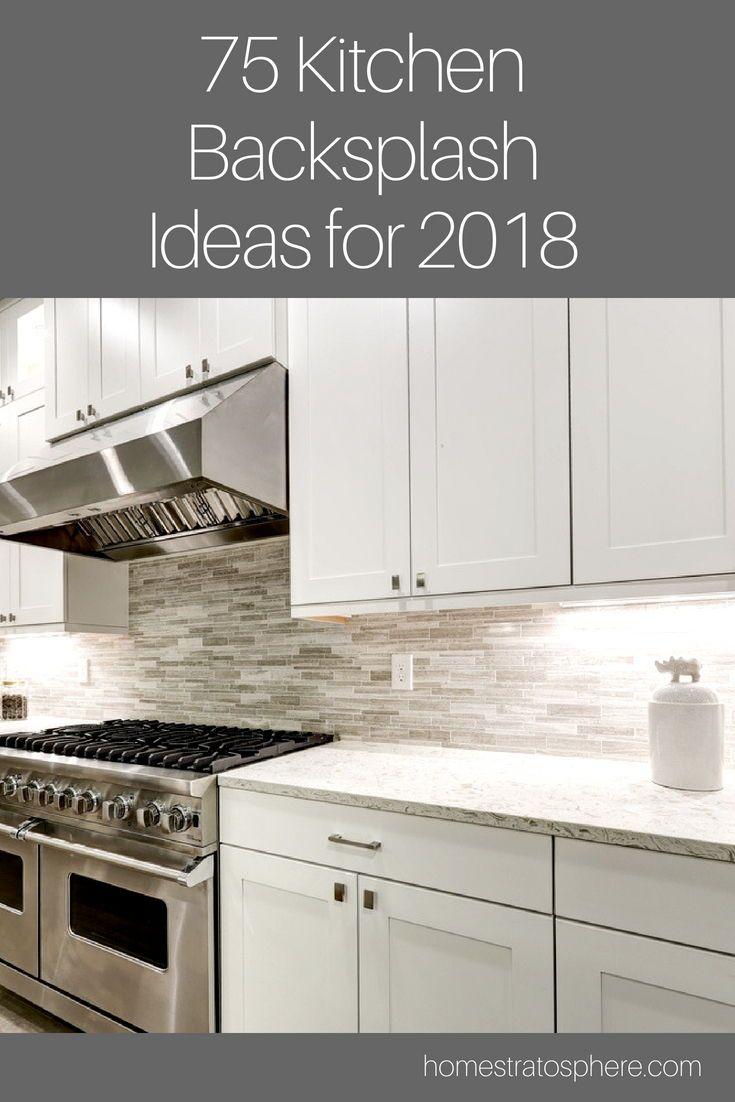 75 Kitchen Backsplash Ideas For 2020 Tile Glass Metal Etc Kitchen Remodel Small Kitchen Remodel Kitchen Backsplash