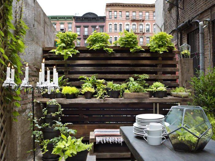 Amenager Une Petite Terrasse #8: Aménagement Jardin