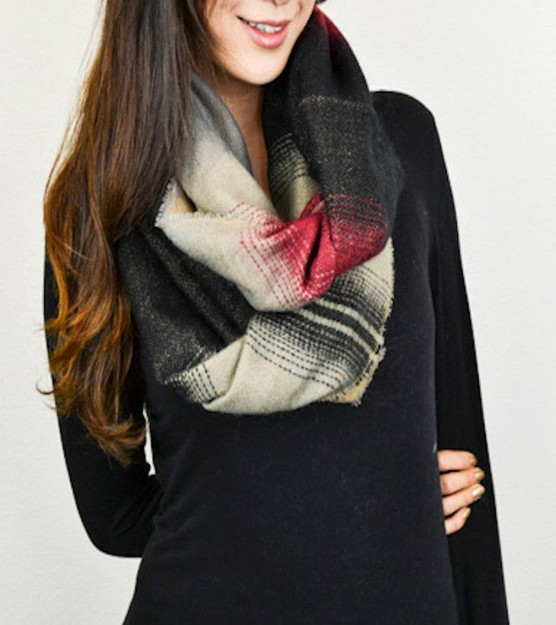 The Fray Infinity Scarves