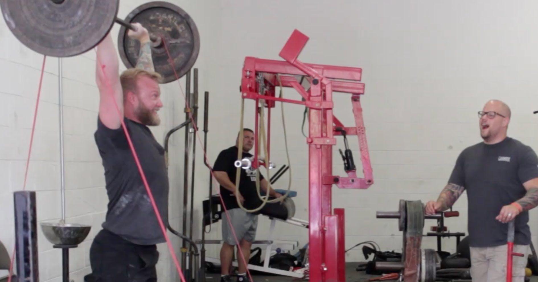 Garage gym gallery