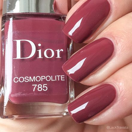 Photo of Dior Collection Cosmopolite Herbst 2015