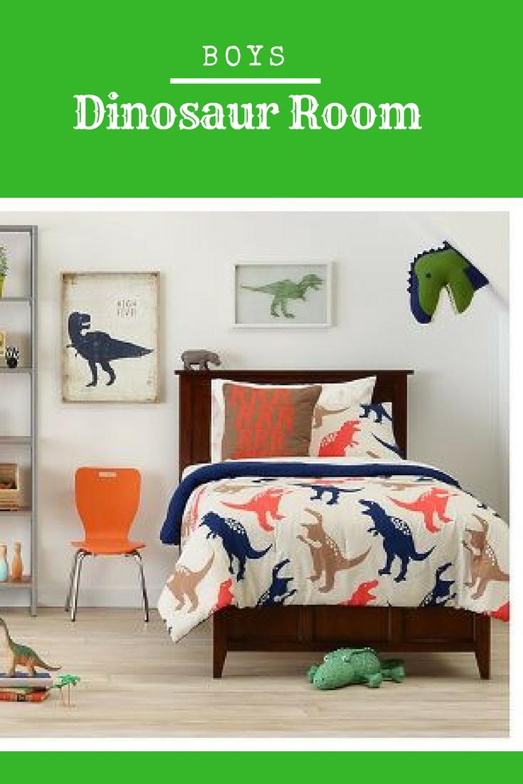 Boys Dinosaur Bedroom Decor Bedroom Ideas Found At Target Ad