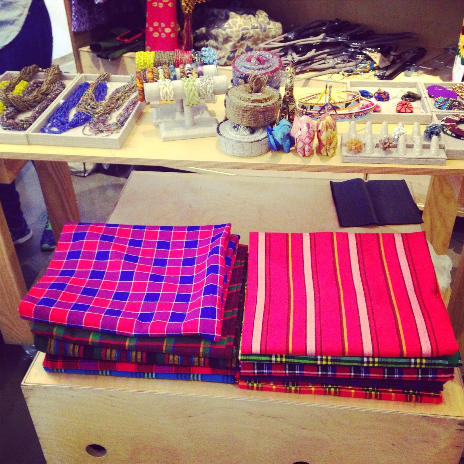African Prints in Fashion: First Afripop pop-up by ICAF in NYC