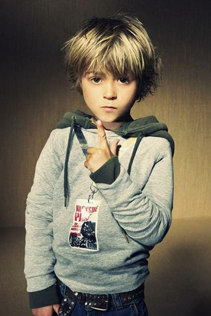 coupe garçon : coupe garçon blond | jungs frisuren, frisur