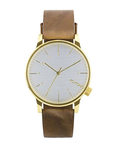 KOMONO Herren Watches/Uhren Winston Regal - http://uhr.haus/komono/komono-herren-watches-uhren-winston-regal