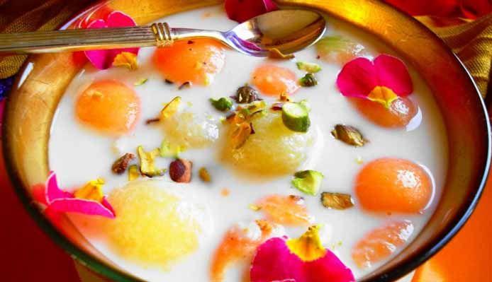Surinaams eten – Mastana Melon Mithai (een feestelijk dessert)