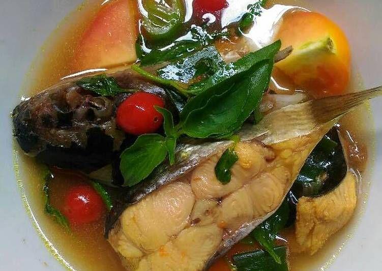 Resep Pindang Meranjat Khas Palembang Oleh Sundari Utami Resep Makanan Kota Palembang Resep Masakan