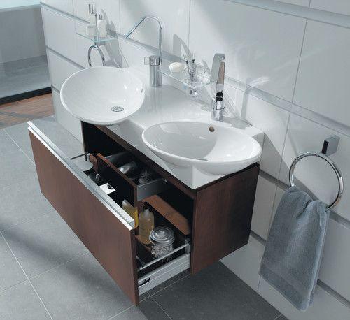 Space Saving Double Sink Vanity Small Double Vanity Sink