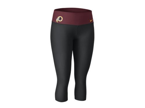 Nike Legend Tight Fit (NFL Redskins) Women's Training Capris