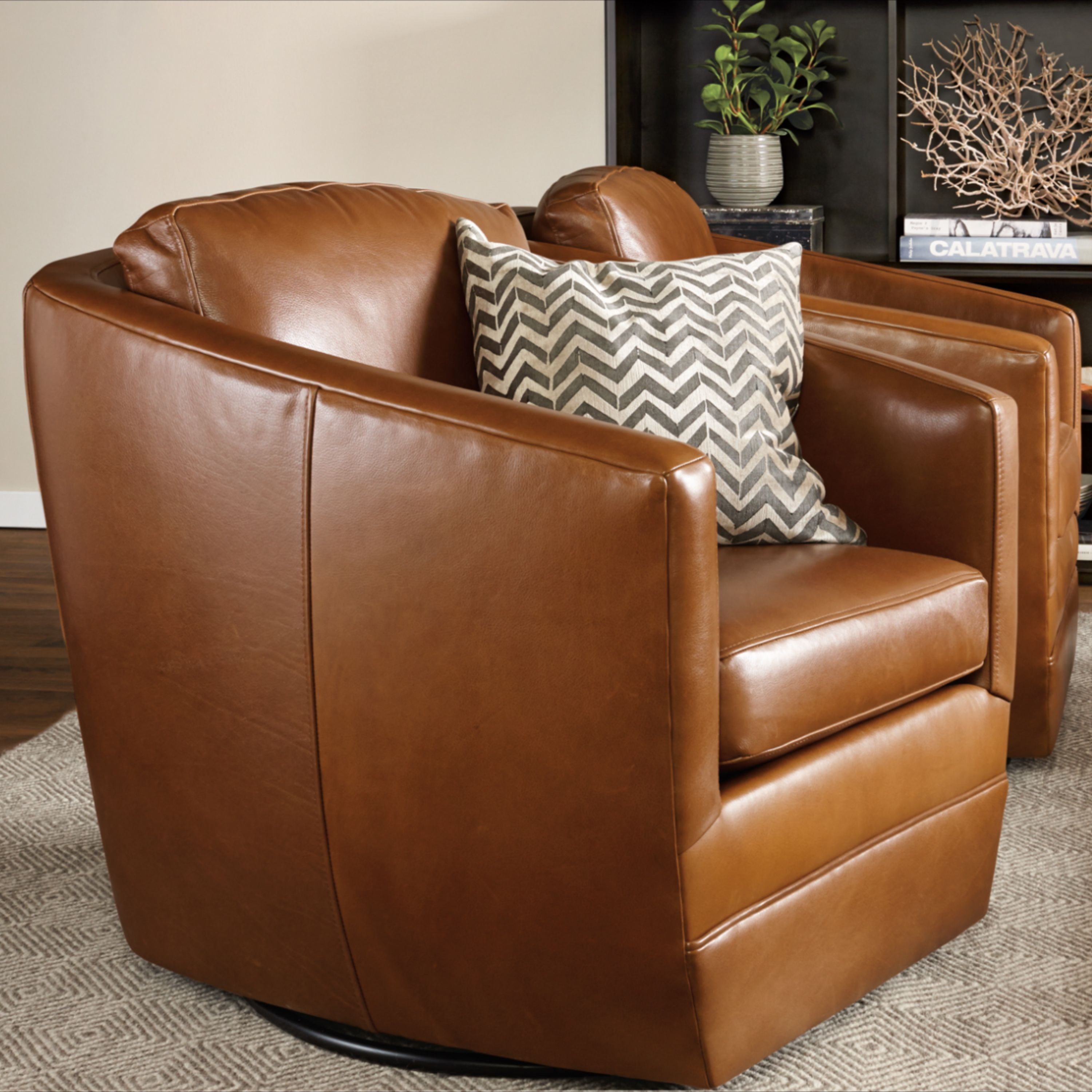Ford Leather Swivel Glider Chair Modern Living Room Furniture Room Board Leather Swivel Chair Modern Furniture Living Room Leather Chair