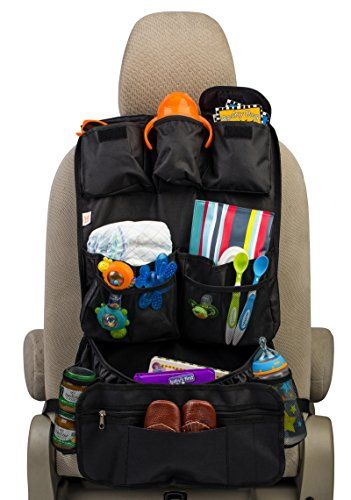 Back Seat Car Organizer By Baby Caboodle ** Check out this great ...