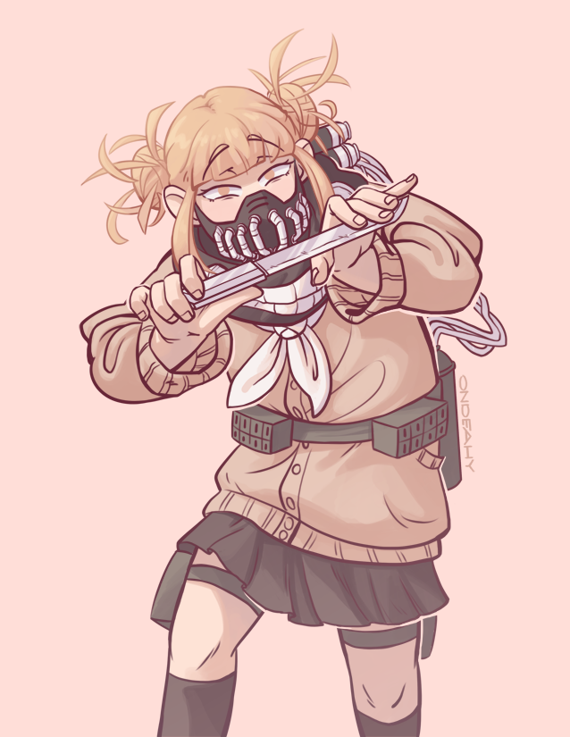 Toga By Ondeahy Toga Anime Characters Hero Academia Characters