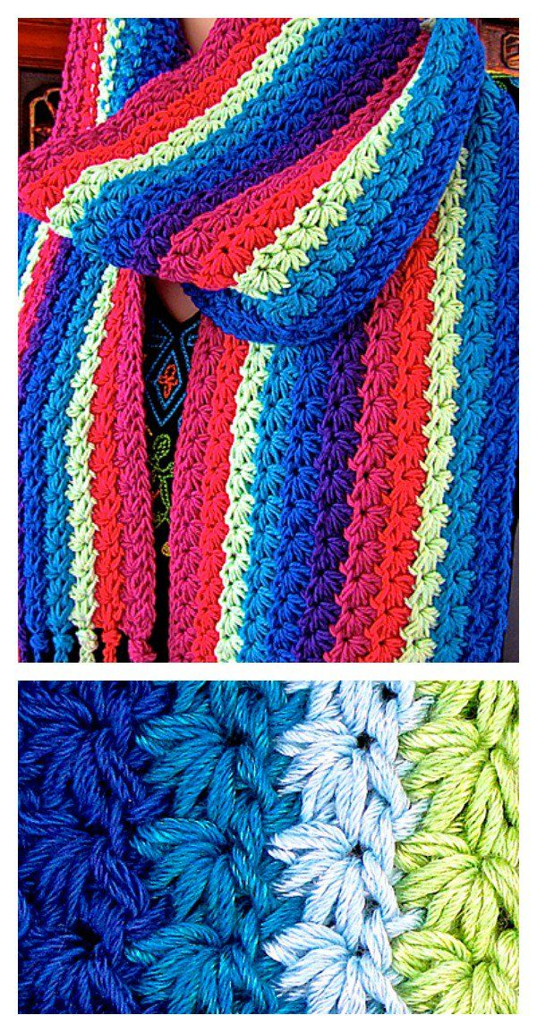 Beautiful Star Stitch Crochet Patterns And Projects Crochet Star