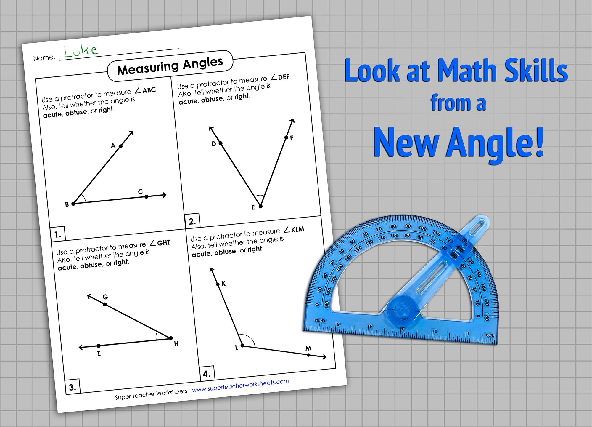 Check Out The Superteacherworksheets Geometry Collection