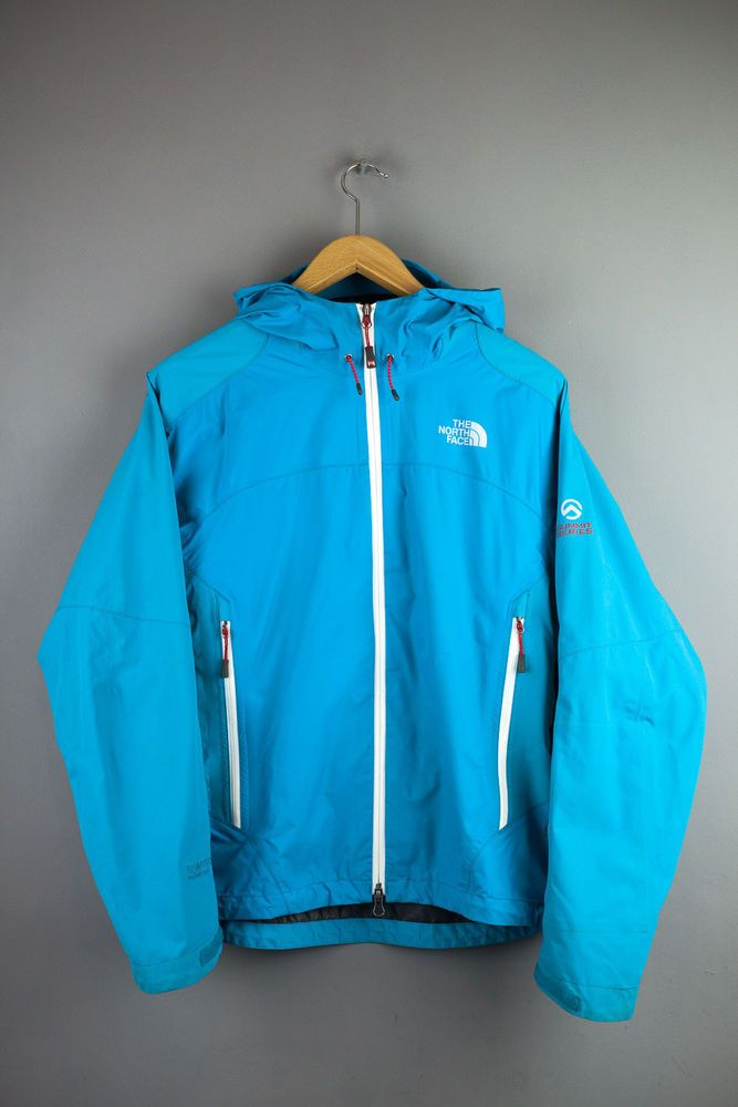 9bbe0ac66 The North Face Summit Series Jacket Blue Gore-Tex Paclite Shell ...