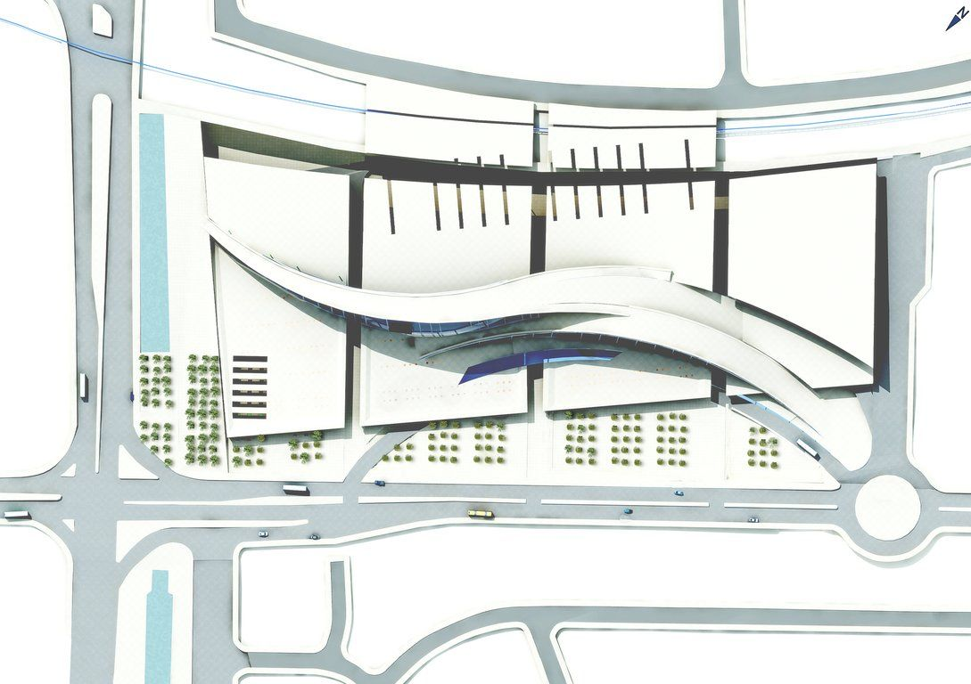 Aqaba Bus Terminal Plaza Openbuildings Building