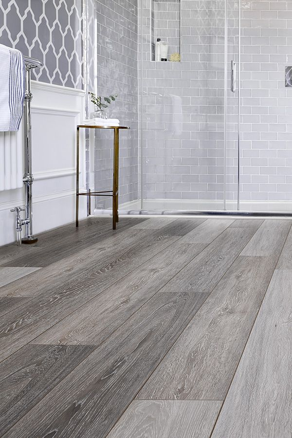 Audacity 12mm Laminate Flooring, Hearthstone Oak. With