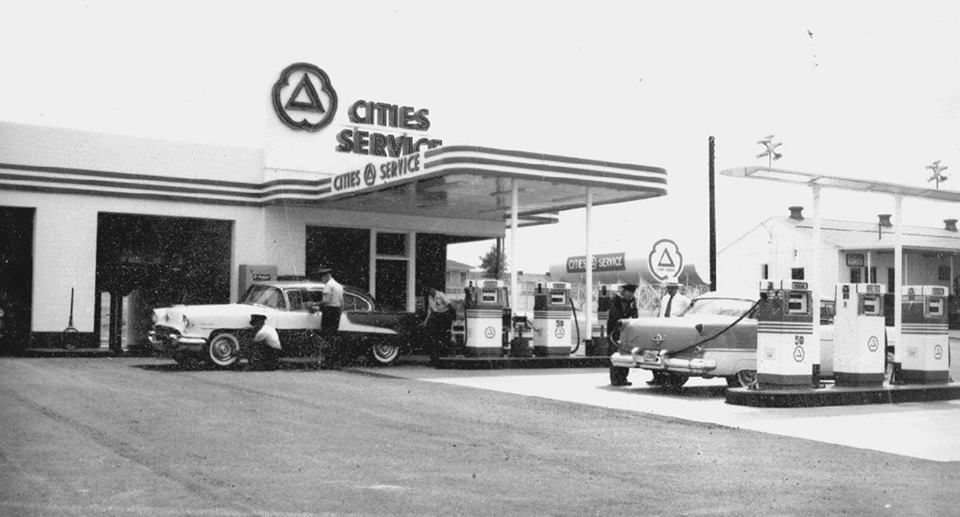 Cities Service, Greggton, TX | Auto Sales and Service | Pinterest ...